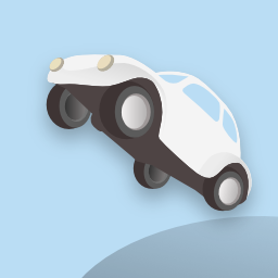 Car Jump Challenge Android App Game